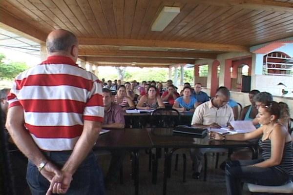 Curso de capacitación para juntas de cooperativas agropevuarias