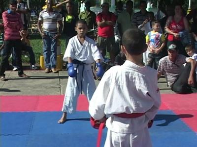 Karate do avanza en Pinar del Río